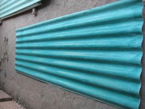 Colored Roof Tile Fiber Cement Fiber Cement Board
