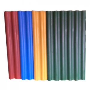 Colored Fiber Cement Roofing sheet Big six