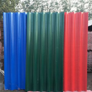 High Strength Mgo Corrugated Roofing Sheet Fiber Cement