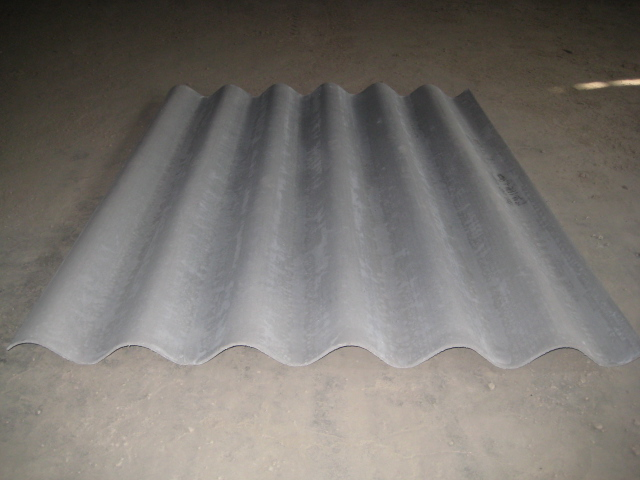Corrugated Fibre Cement Roofing Sheet Fiber Cement