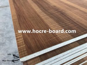 Hpl Decorative Mgo Board Timber Finish Marble Finish And