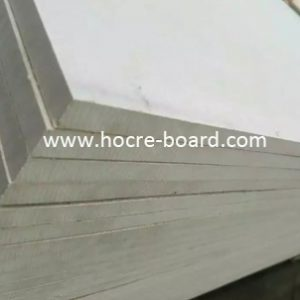 Fiber Cement Board For Fire Rated Decking Fiber Cement